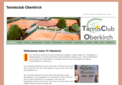 Tennisclub Oberkirch