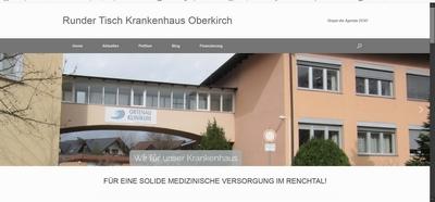 Runder Tisch Krankenhaus Oberkirch